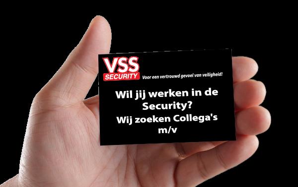 VSS Security zoekt collega's