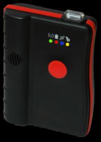 Draadloze alarmknop met alarmopvolging van VSS Security